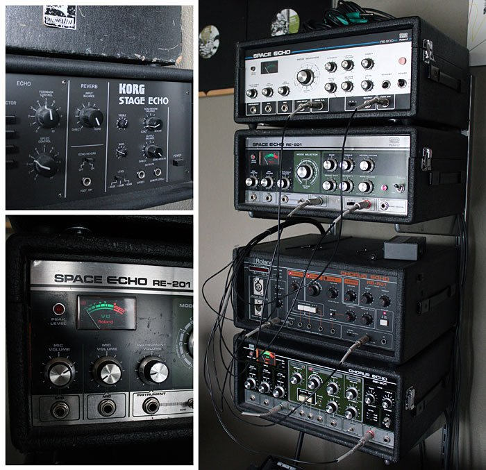 Dub Machines